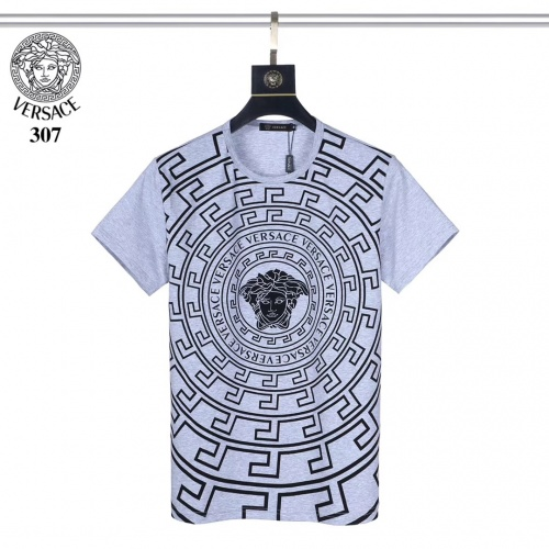 Versace T-Shirts Short Sleeved O-Neck For Men #753397