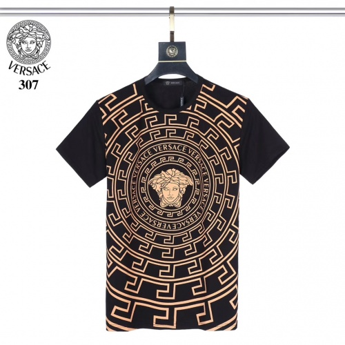 Versace T-Shirts Short Sleeved O-Neck For Men #753399