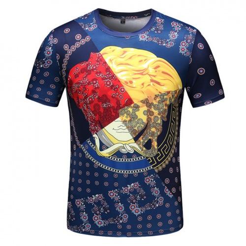 Versace T-Shirts Short Sleeved O-Neck For Men #753421