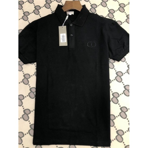 Dior T-Shirts Short Sleeved Polo For Men #753538
