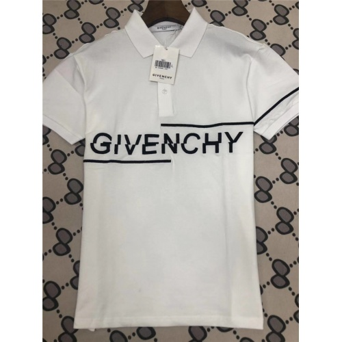 Givenchy T-Shirts Short Sleeved Polo For Men #753561