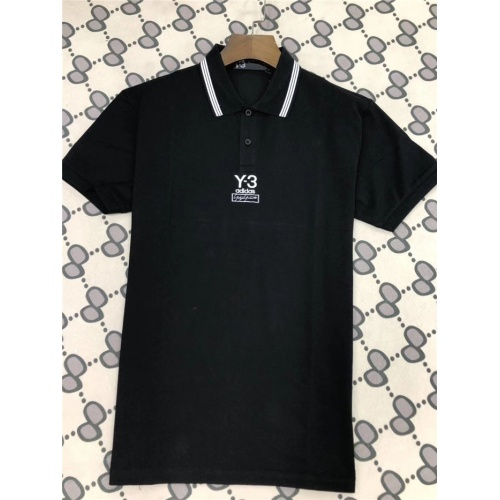 Y-3 T-Shirts Short Sleeved Polo For Men #753577