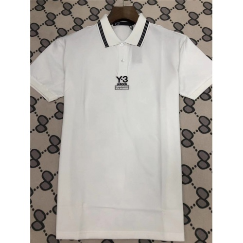 Y-3 T-Shirts Short Sleeved Polo For Men #753578