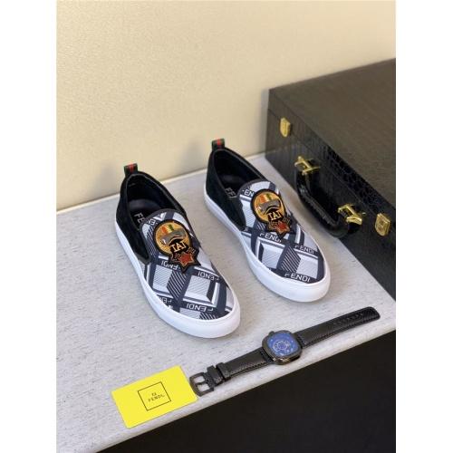 Fendi Casual Shoes For Men #753600