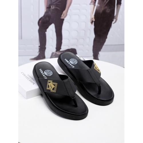 Versace Slippers For Men #753830
