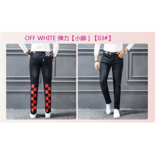 Off-White Jeans Trousers For Men #753939
