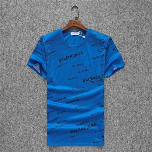 Balenciaga T-Shirts Short Sleeved O-Neck For Men #753991