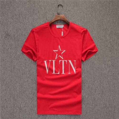Valentino T-Shirts Short Sleeved O-Neck For Men #754049