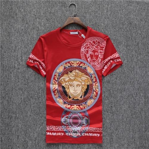 Versace T-Shirts Short Sleeved O-Neck For Men #754057