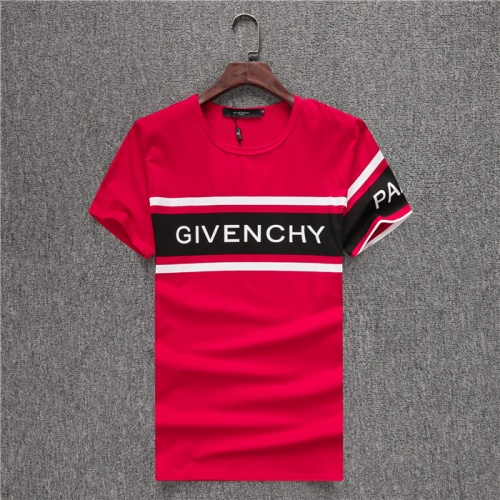 Givenchy T-Shirts Short Sleeved O-Neck For Men #754082