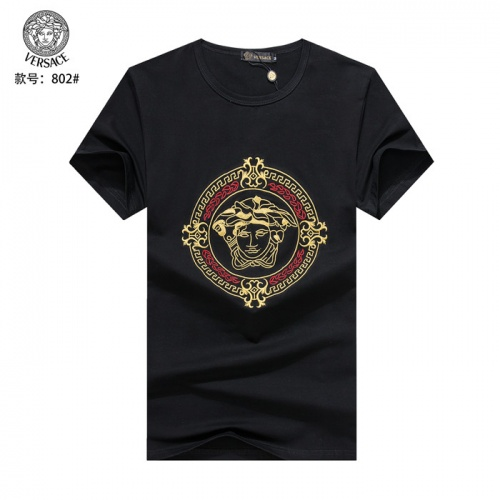 Versace T-Shirts Short Sleeved O-Neck For Men #754118