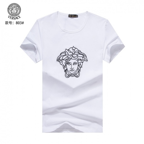 Versace T-Shirts Short Sleeved O-Neck For Men #754119