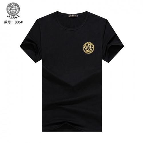Versace T-Shirts Short Sleeved O-Neck For Men #754127