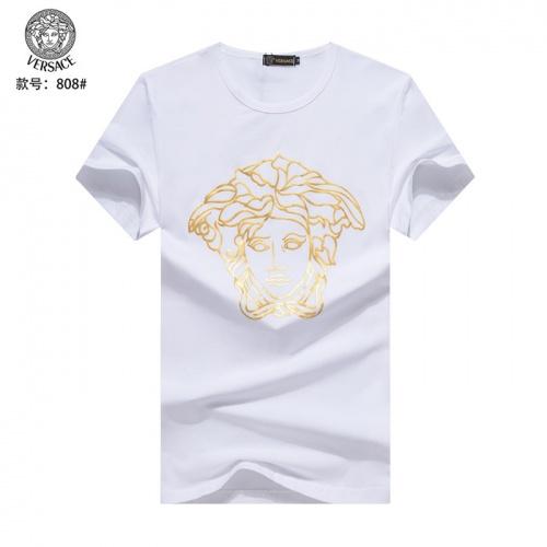 Versace T-Shirts Short Sleeved O-Neck For Men #754129