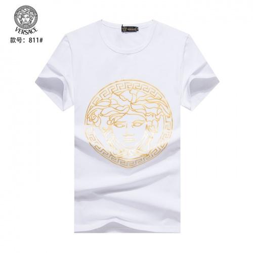 Versace T-Shirts Short Sleeved O-Neck For Men #754137