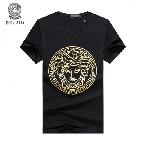 Versace T-Shirts Short Sleeved O-Neck For Men #754138