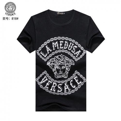 Versace T-Shirts Short Sleeved O-Neck For Men #754147