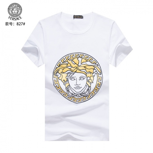 Versace T-Shirts Short Sleeved O-Neck For Men #754154