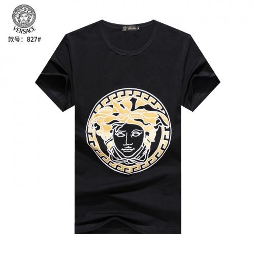 Versace T-Shirts Short Sleeved O-Neck For Men #754155