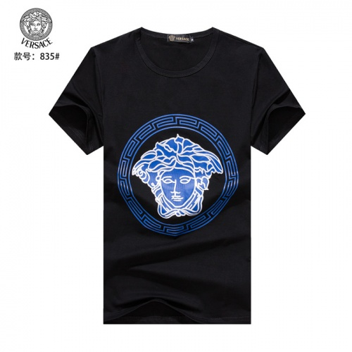 Versace T-Shirts Short Sleeved O-Neck For Men #754159