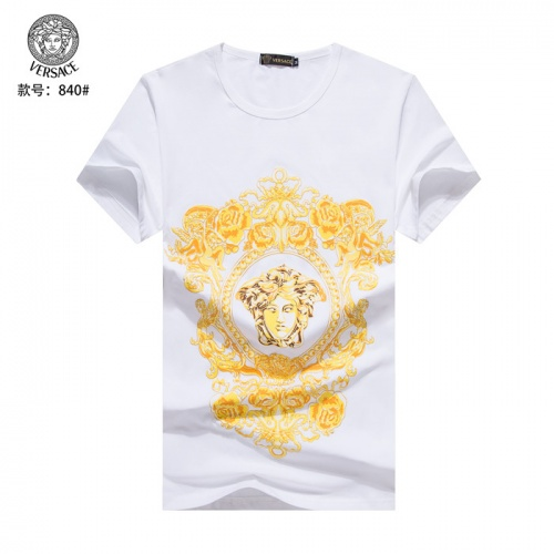 Versace T-Shirts Short Sleeved O-Neck For Men #754160