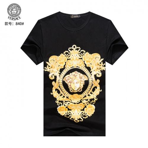 Versace T-Shirts Short Sleeved O-Neck For Men #754161
