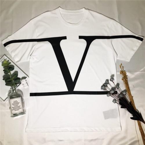 Valentino T-Shirts Short Sleeved O-Neck For Unisex #754190