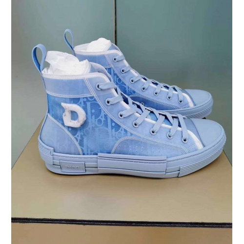 Christian Dior CD High Tops Shoes For Men #754192