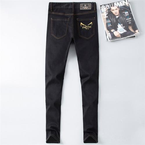 Fendi Jeans Trousers For Men #754230