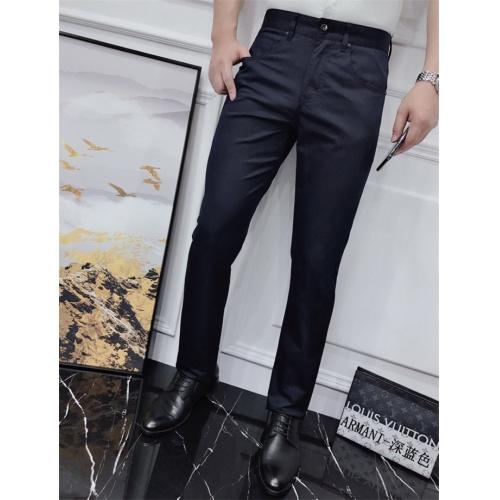 Armani Pants Trousers For Men #754388