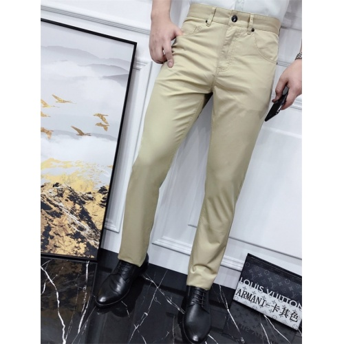 Armani Pants Trousers For Men #754390