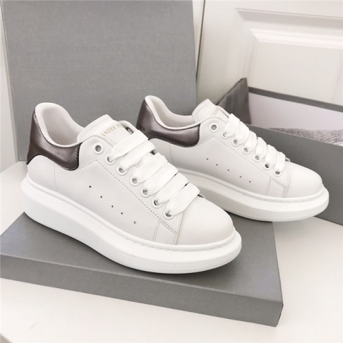 Alexander McQueen Casual Shoes For Women #754403