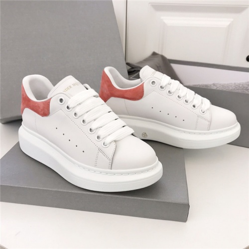 Alexander McQueen Casual Shoes For Women #754413