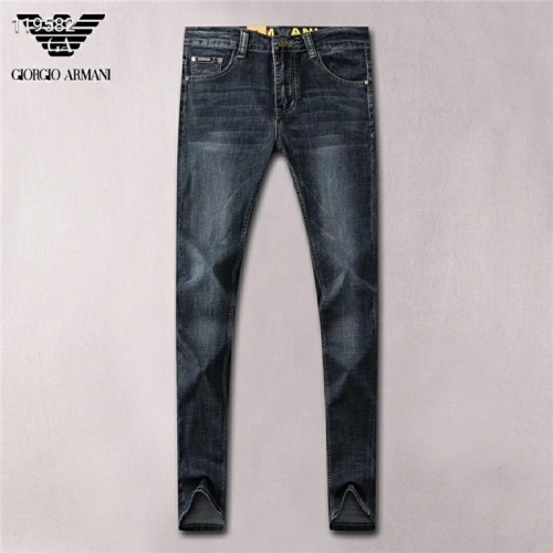 Armani Jeans Trousers For Men #754456