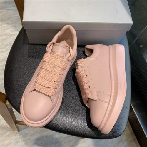 Alexander McQueen Casual Shoes For Women #754486