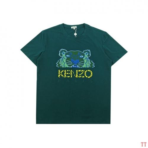 Kenzo T-Shirts Short Sleeved O-Neck For Men #754550