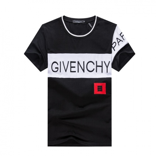 Givenchy T-Shirts Short Sleeved O-Neck For Men #754586