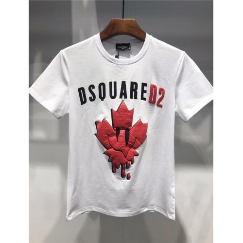 Dsquared T-Shirts Short Sleeved O-Neck For Men #754607
