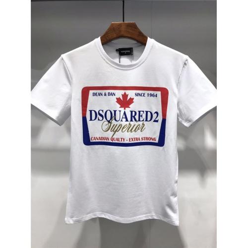 Dsquared T-Shirts Short Sleeved O-Neck For Men #754610
