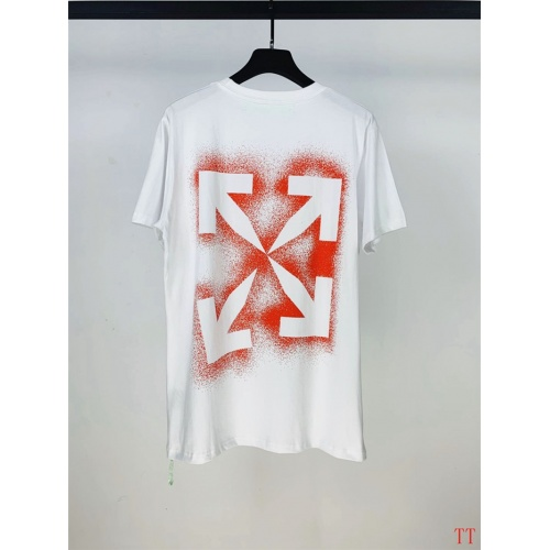 Off-White T-Shirts Short Sleeved O-Neck For Men #754640
