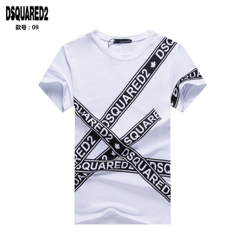 Dsquared T-Shirts Short Sleeved O-Neck For Men #754692