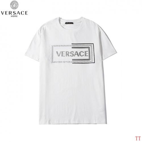 Versace T-Shirts Short Sleeved O-Neck For Men #754756