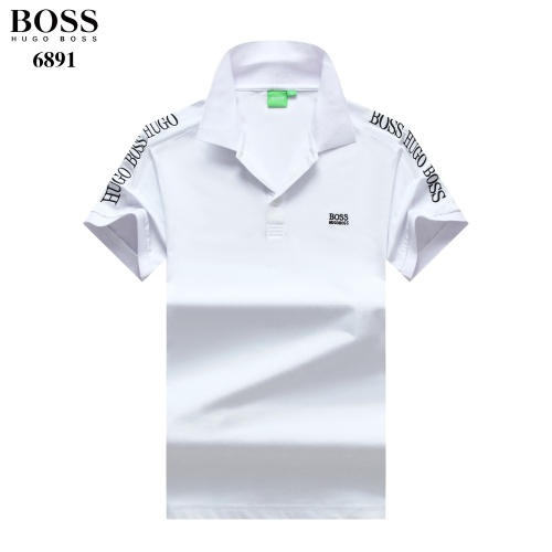 Boss T-Shirts Short Sleeved Polo For Men #754774