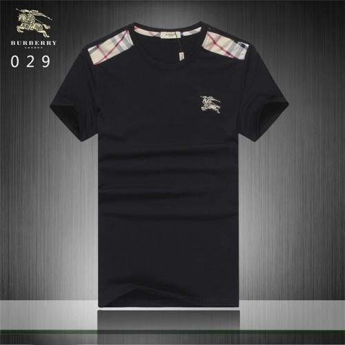 Burberry T-Shirts Short Sleeved O-Neck For Men #754840
