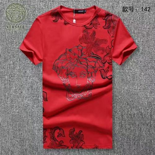 Versace T-Shirts Short Sleeved O-Neck For Men #754846