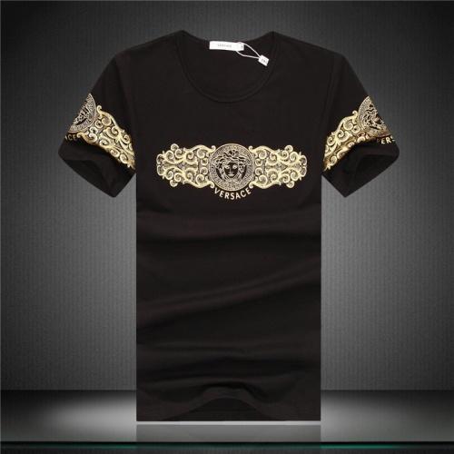Versace T-Shirts Short Sleeved O-Neck For Men #754853