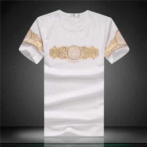 Versace T-Shirts Short Sleeved O-Neck For Men #754854