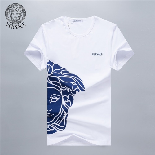 Versace T-Shirts Short Sleeved O-Neck For Men #754856