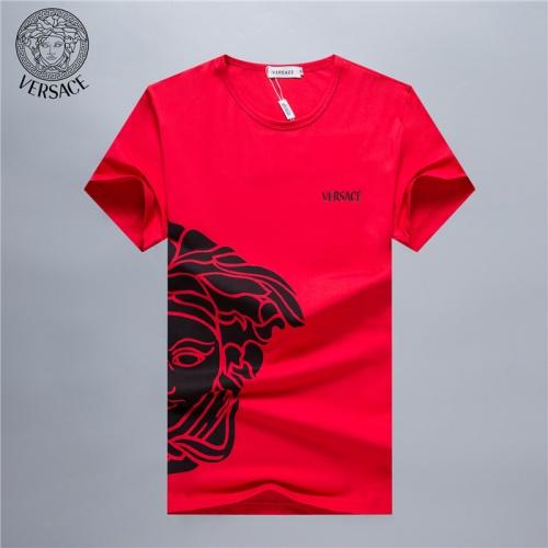 Versace T-Shirts Short Sleeved O-Neck For Men #754858