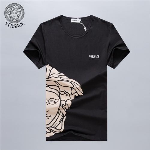 Versace T-Shirts Short Sleeved O-Neck For Men #754859